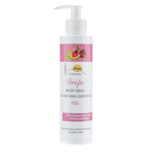 body cream fig