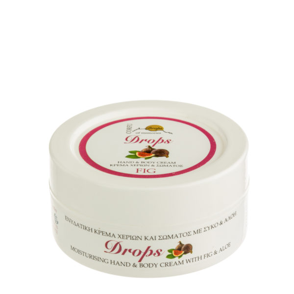 hand cream with fig