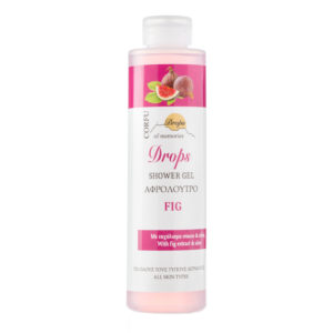 shower gel with fig