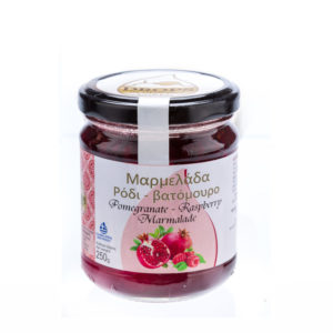 pomegrande rasberry marmelade